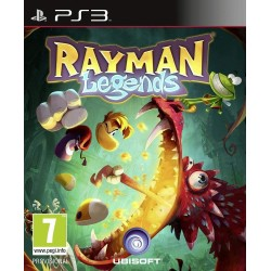 RAYMAN LEGENDS PS3 EURO OCCASION