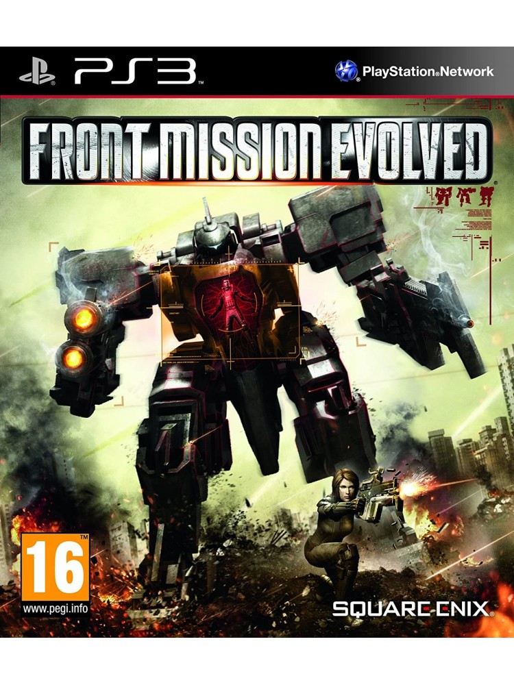 FRONT MISSION EVOLVED PS3 UK OCCASION