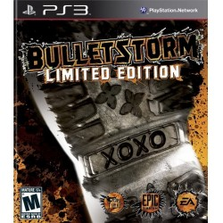BULLET STORM LIMITED EDITION PS3 USA OCCASION