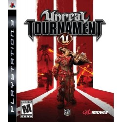 UNREAL TOURNAMENT III PS3 US OCCASION