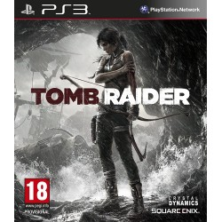 TOMB RAIDER PS3 UK OCCASION