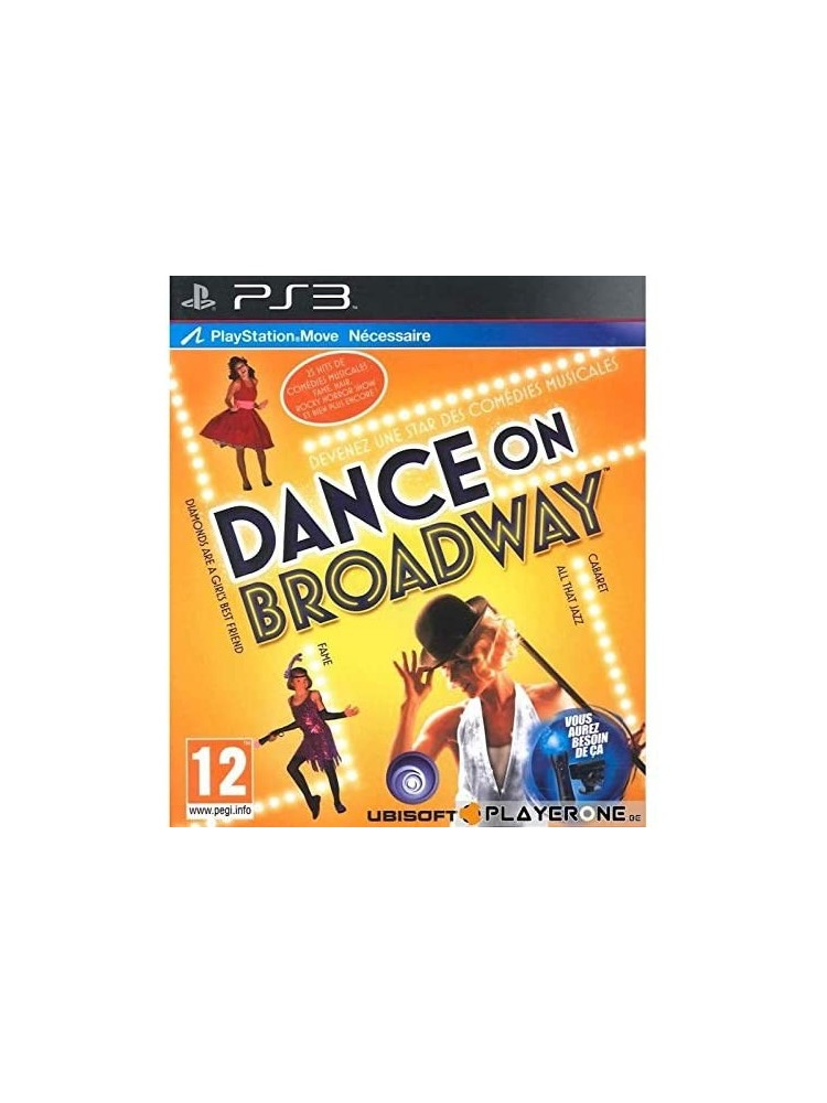 DANCE ON BROADWAY PS3 FR OCCASION