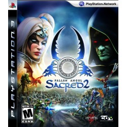 SACRED 2 FALLEN ANGEL PS3 USA OCCASION