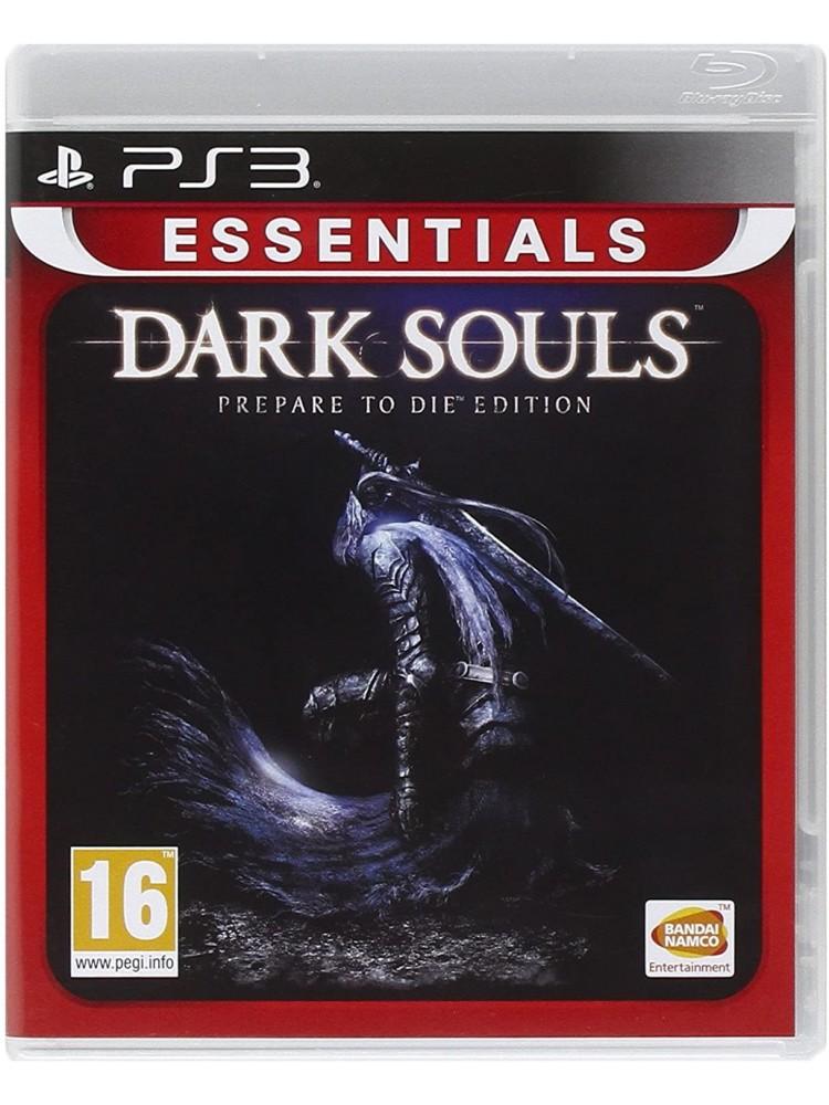 DARK SOULS PREPARE TO DIE EDITION ESSENTIALS PS3 UK OCCASION