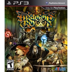 DRAGON S CROWN PS3 USA OCCASION