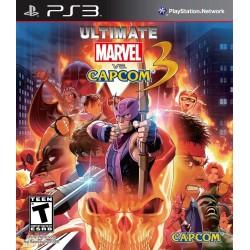 ULTIMATE MARVEL VS CAPCOM 3 PS3 USA OCCASION