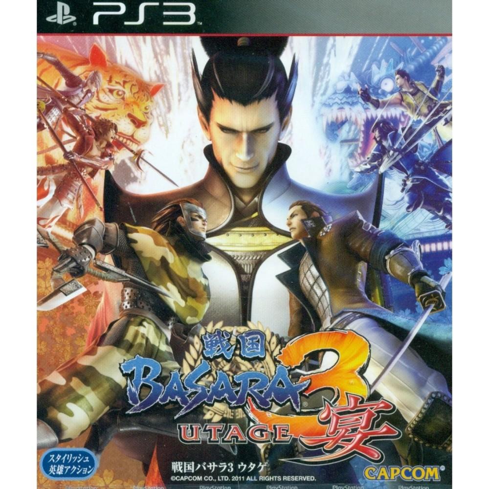 SENGOKU BASARA 3 UTAGE PS3 ASIAN OCCASION