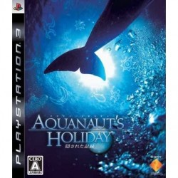 AQUANAUT S HOLIDAY PS3 JPN OCCASION