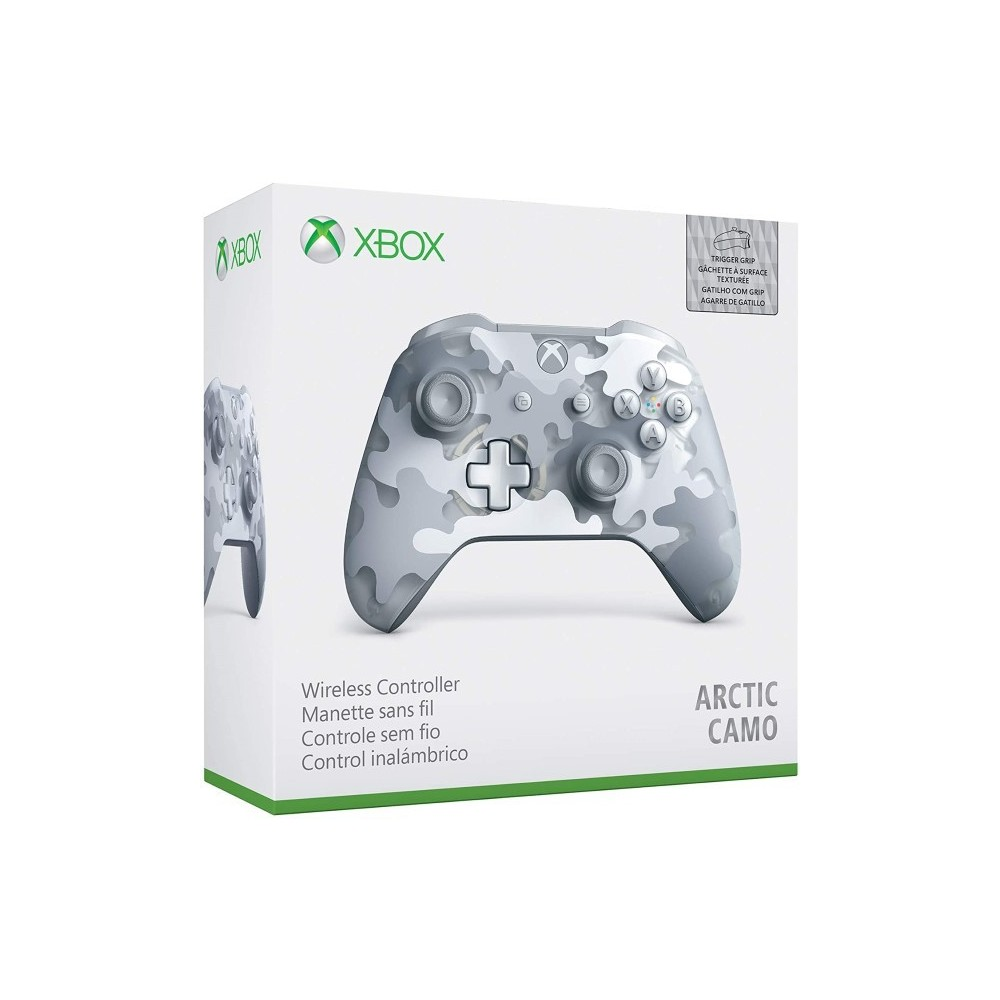 CONTROLLER XONE MICROSOFT WIRELESS ARCTIC CAMO NEW