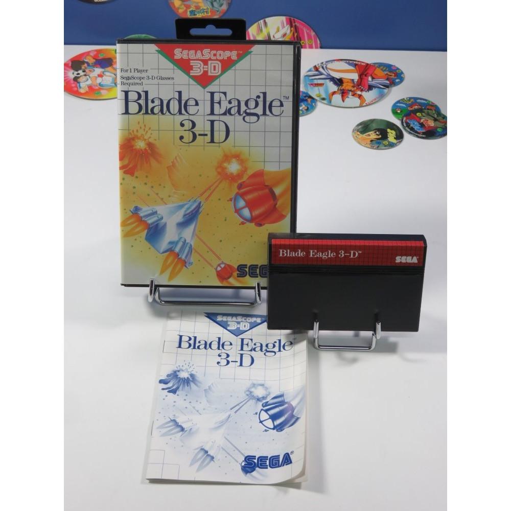 BLADE EAGLE 3-D MASTER SYSTEM PAL-UK OCCASION