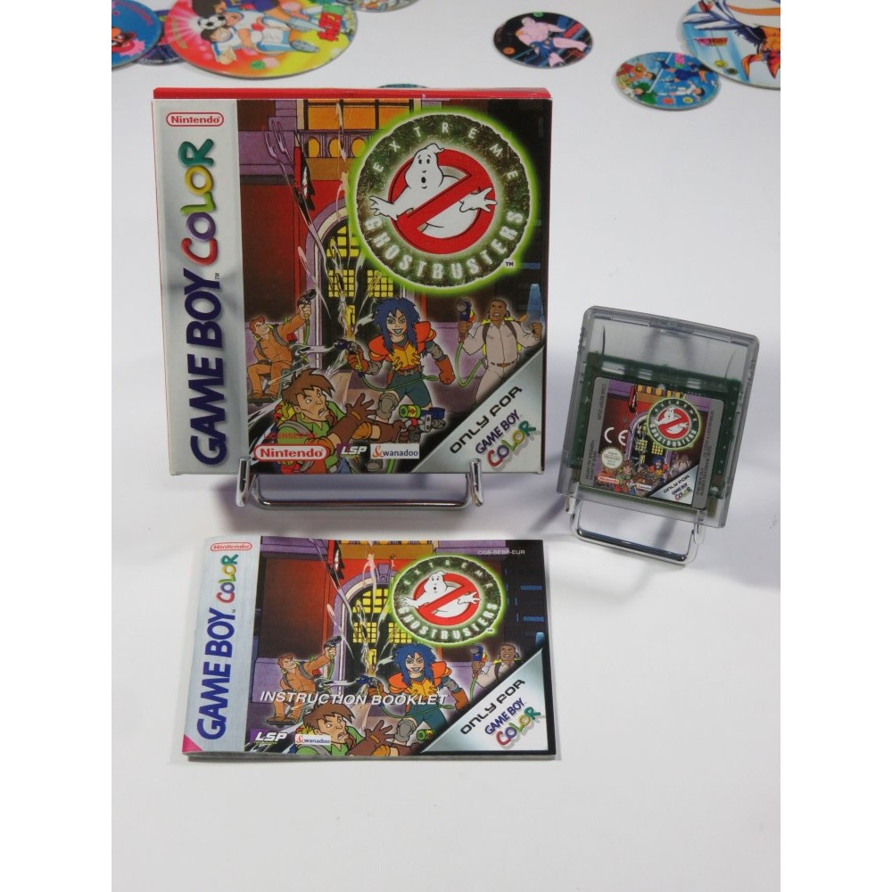 EXTREME GHOSTBUSTERS GAMEBOY COLOR EURO OCCASION