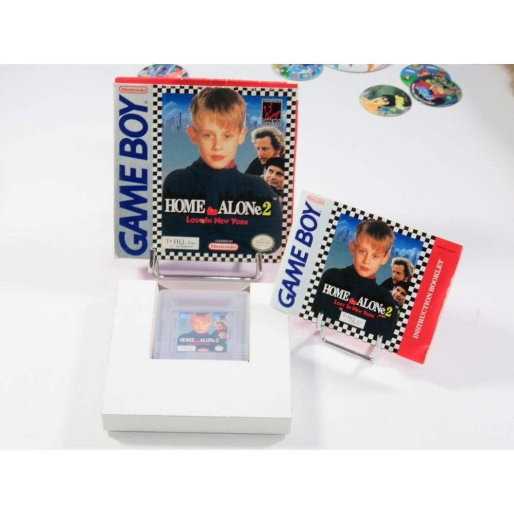 HOME ALONE 2 GAMEBOY USA OCCASION