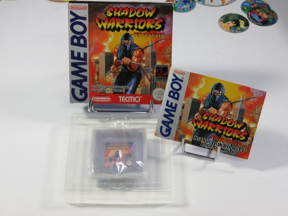 Buy Shadow Warriors Ninja Gaiden Gameboy Fah Occasion Game 111196 Trader Games Shop Play Retrogames Avants Premieres An