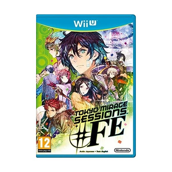TOKYO MIRAGE SESSIONS FE WIIU PAL-UKV OCCASION