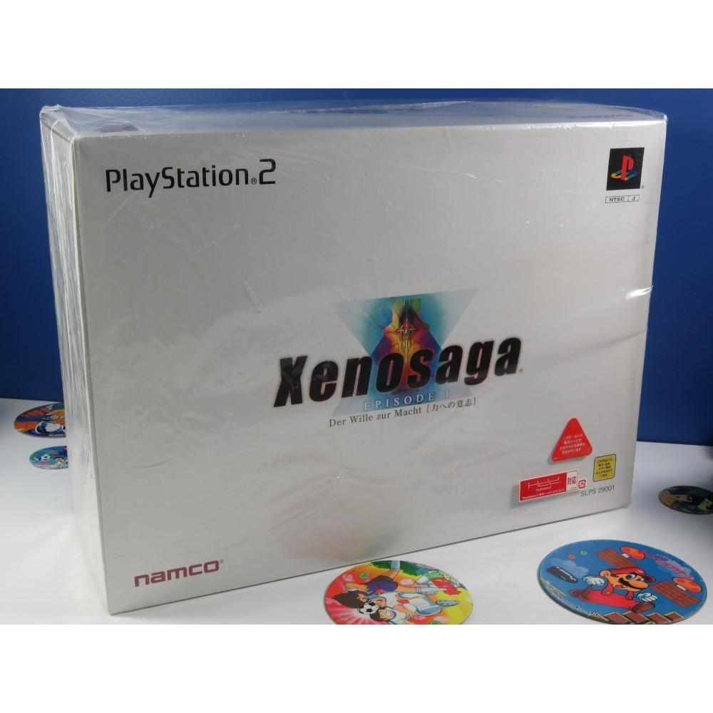XENOSAGA EPISODE I PREMIUM PACKAGE PS2 NTSC-JPN OCCASION