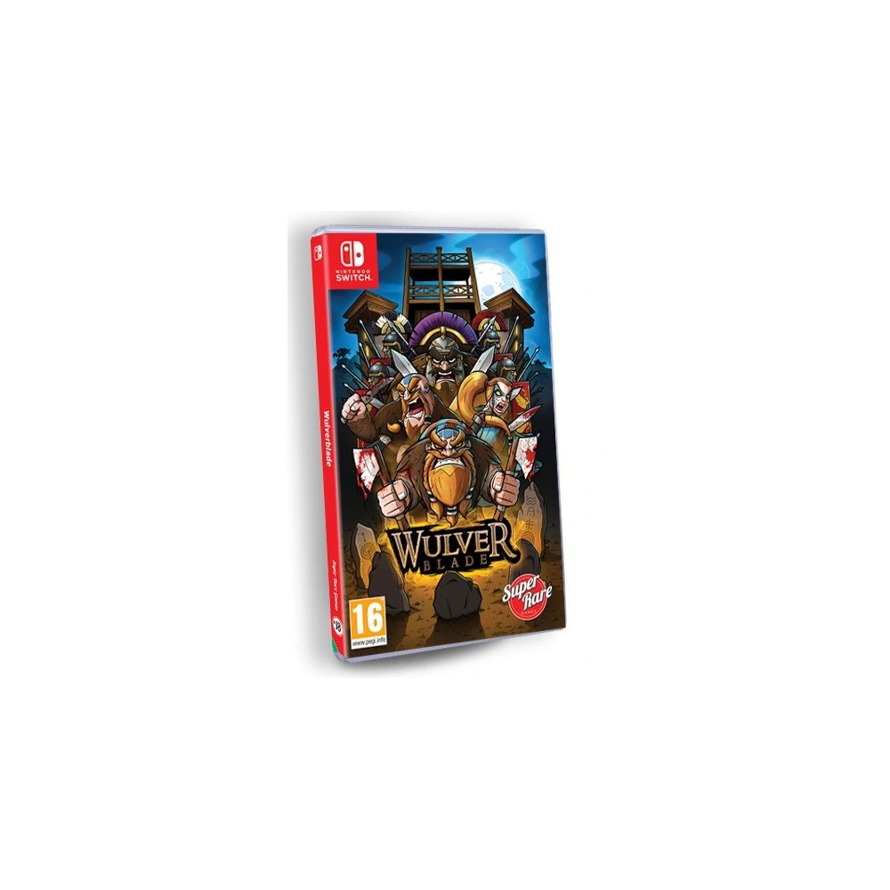 WULVER BLADE SWITCH UK OCCASION