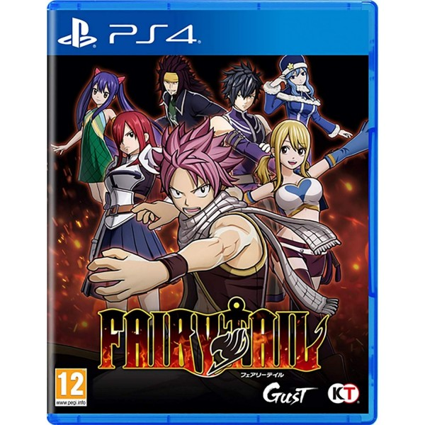 FAIRY TAIL PS4 FR NEW