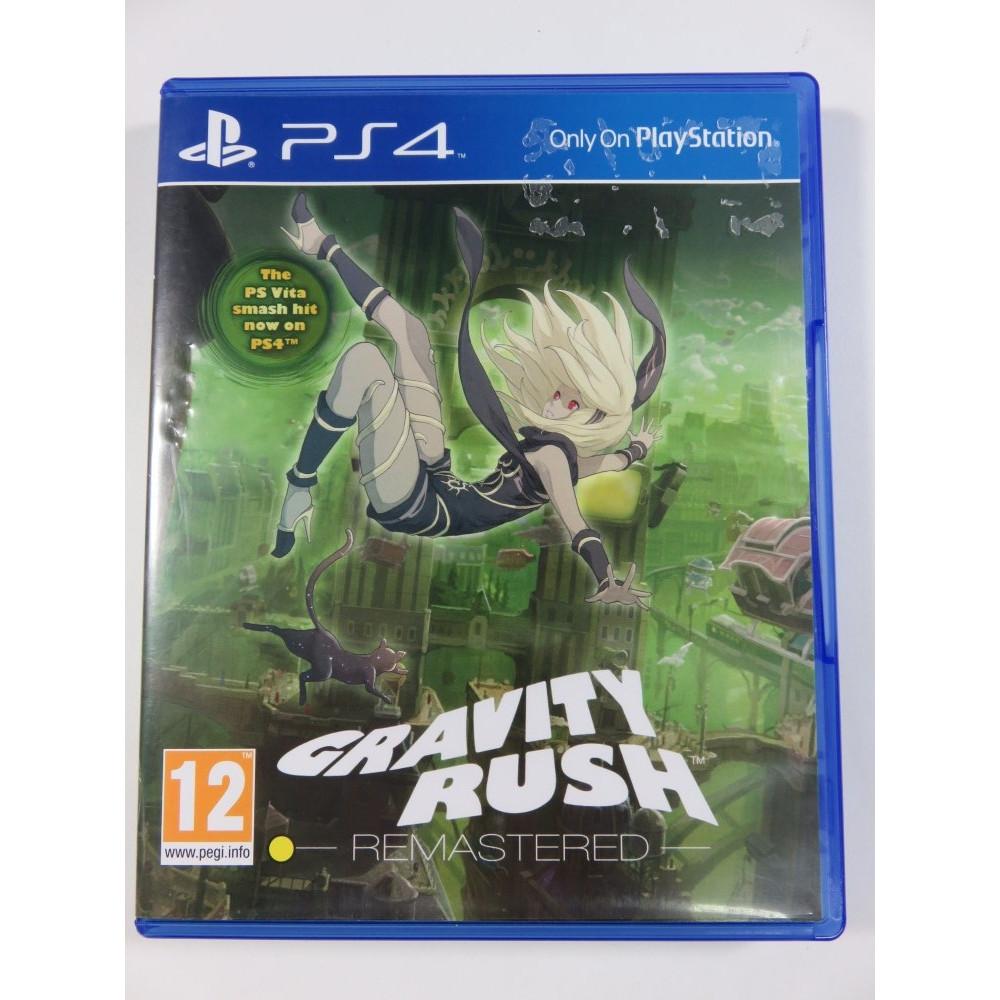 GRAVITY RUSH REMASTERED PS4 UK OCC