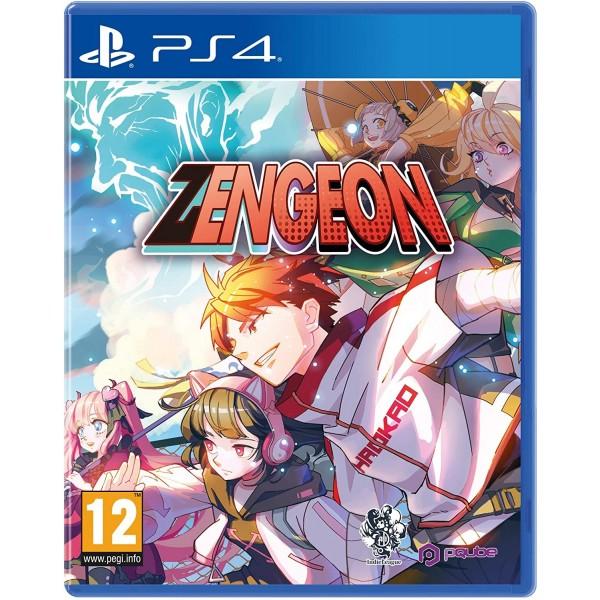 ZENGEON - PS4 FR Précommande