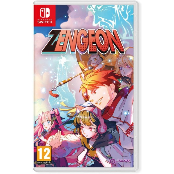 ZENGEON - SWITCH FR Preorder