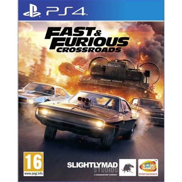 FAST & FURIOUS CROSSROADS - PS4 FR PREORDER