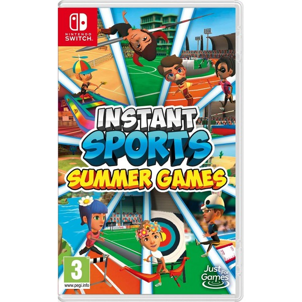 INSTANT SPORT SUMMER GAMES - SWITCH FR Preorder