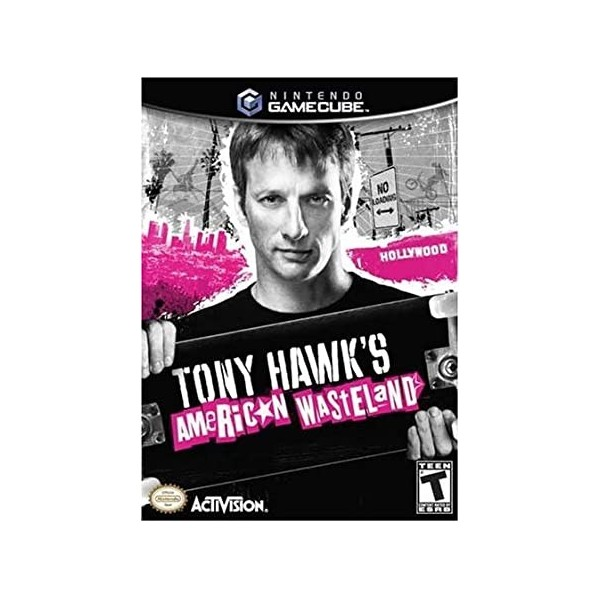 TONY HAWK S AMERICAN WASTELAND GAMECUBE PAL-FR OCCASION
