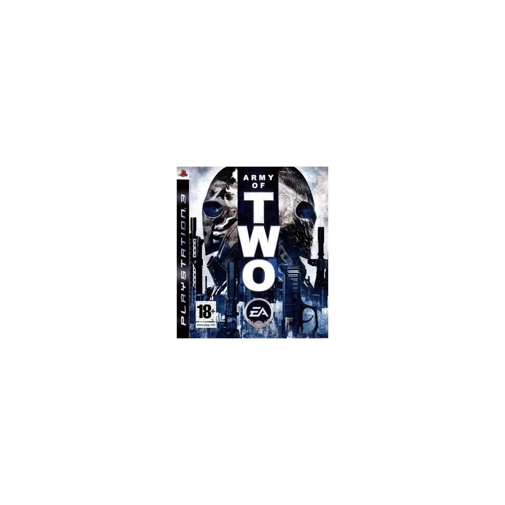 ARMY OF TWO PS3 FR OCCASION