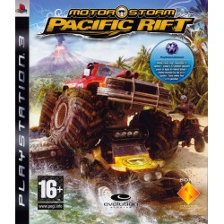 MOTORSTORM PACIFIC RIFT PS3 FR OCCASION