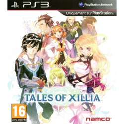TALES OF XILLIA BUNDLE COPY PS3 FR OCCASION