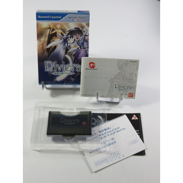 RIVIERA: PROMISED LAND WONDERSWAN JPN (COMPLETE - VERY GOOD CONDITION)