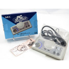 TURBO PAD WHITE DUO-R DESIGN PC ENGINE JPN OCCASION