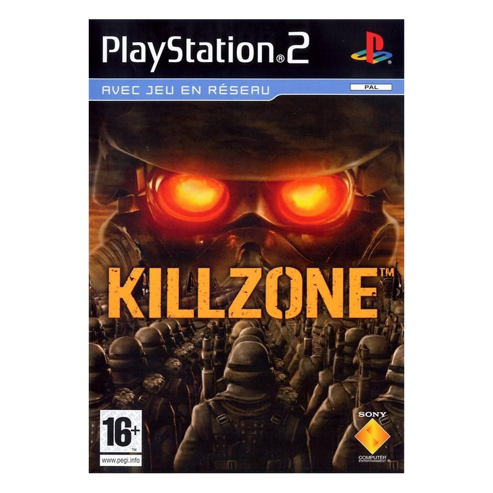KILLZONE PS2 PAL-FR OCCASION
