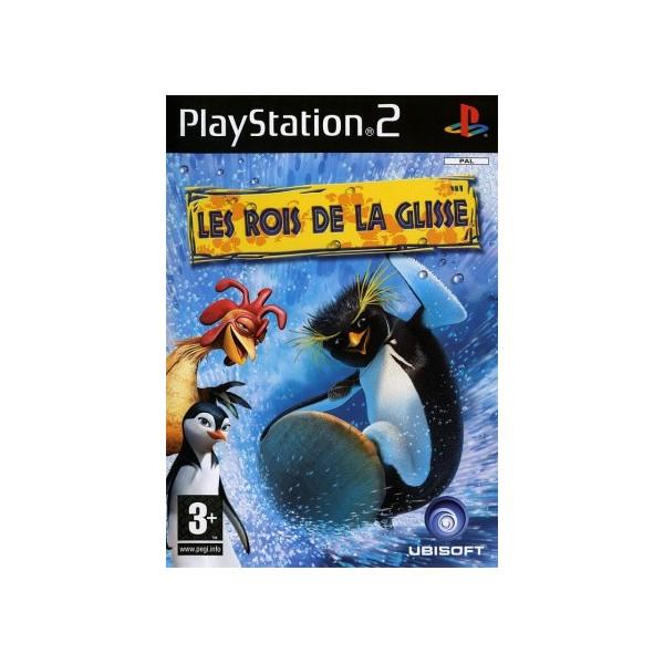 LES ROIS DE LA GLISSE PS2 PAL-FR OCCASION