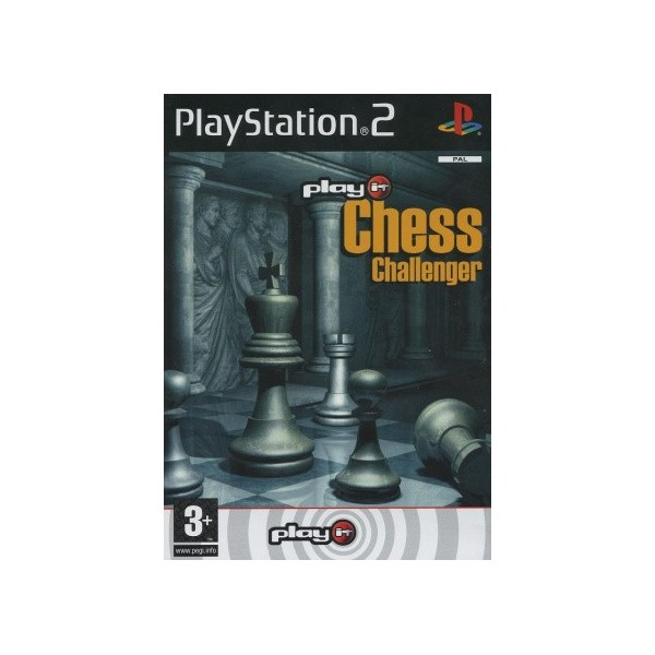 PLAY IT CHESS CHALLENGER PS2 PAL-FR OCCASION