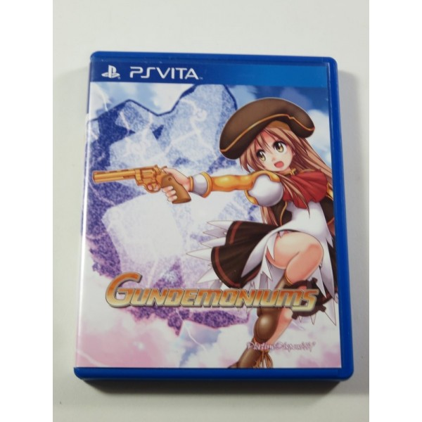 GUNDEMONIUMS PSVITA UK (STRICTLY LIMITED) (COMPLET - EXCELLENT CONDITION)
