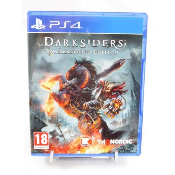 DARKSIDERS WARMASTERED EDITION PS4 ANGLAIS OCCASION