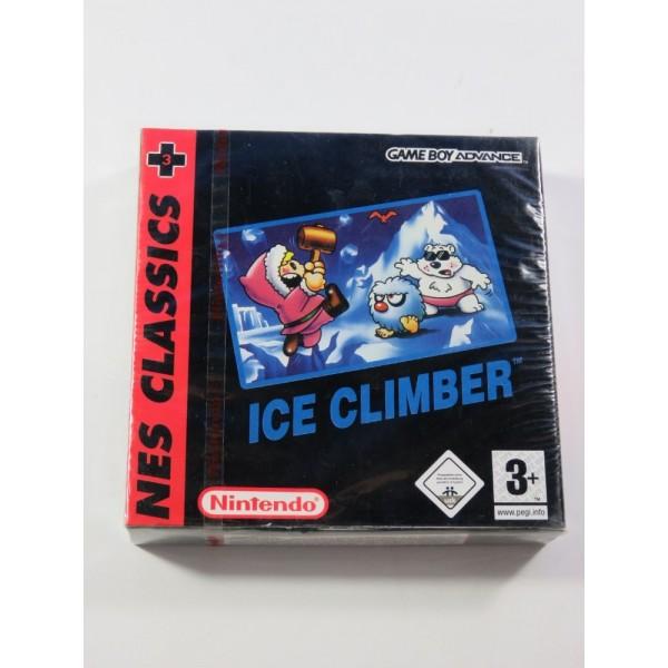 ICE CLIMBER GAMEBOY ADVANCE (GBA) NEU6 NEUF/ BRAND NEW (NES CLASSICS)