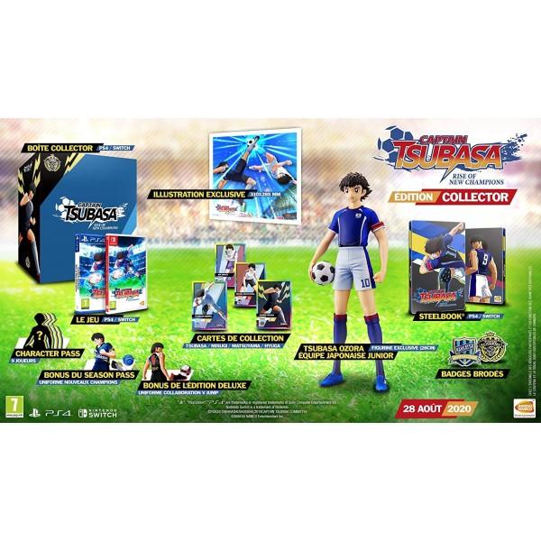 Captain Tsubasa: Rise of New Champions - Edition Collector SWITCH FR PRECOMMANDE