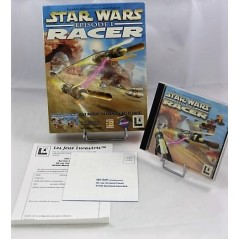 STAR WARS RACER EPISODE 1 PC BIG BOX FR OCCASION