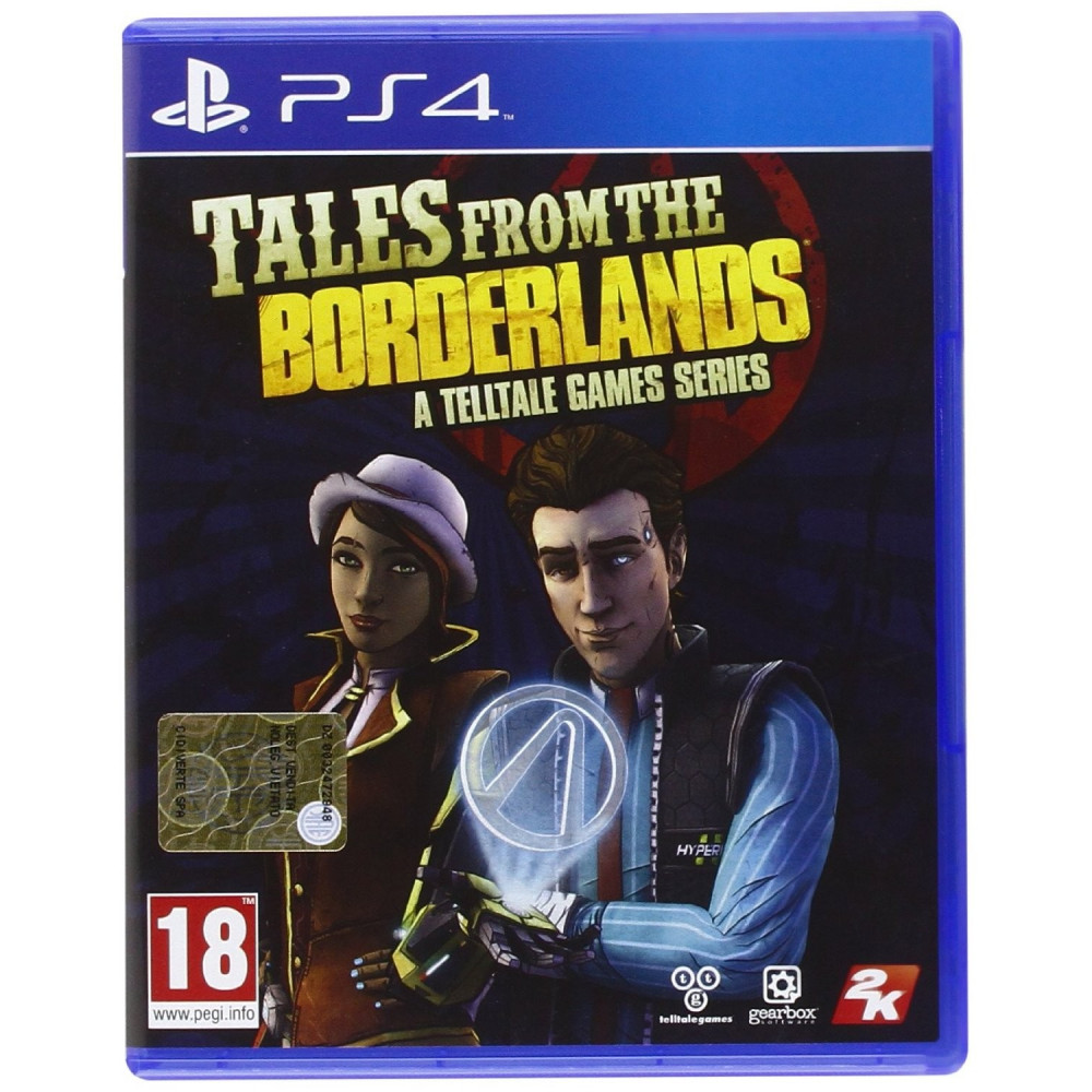 TALES FROM THE BORDERLANDS PS4 VF