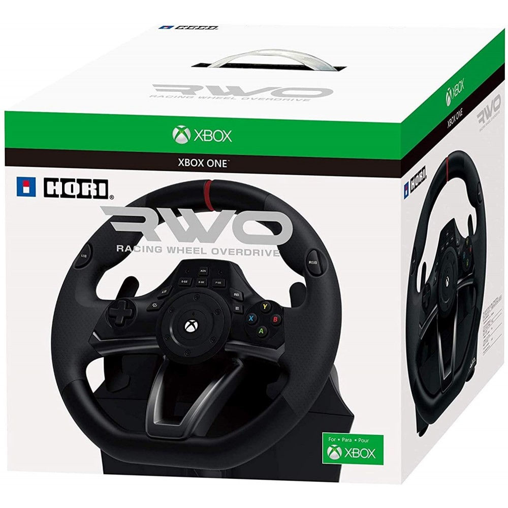RACING WHEEL OVERDRIVE XBOX ONE EURO NEW