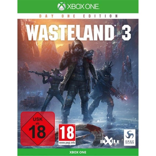 WASTELAND 3 - DAY ONE EDITION - XBOX ONE UK