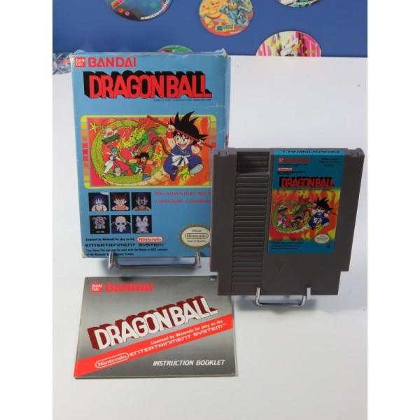 DRAGON BALL (DBZ) NINTENDO (NES) PAL-B-FRA (COMPLET - GOOD CONDITION)