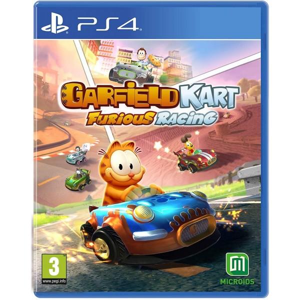 GARFIELD KART FURIOUS RACING PS4 FR NEW