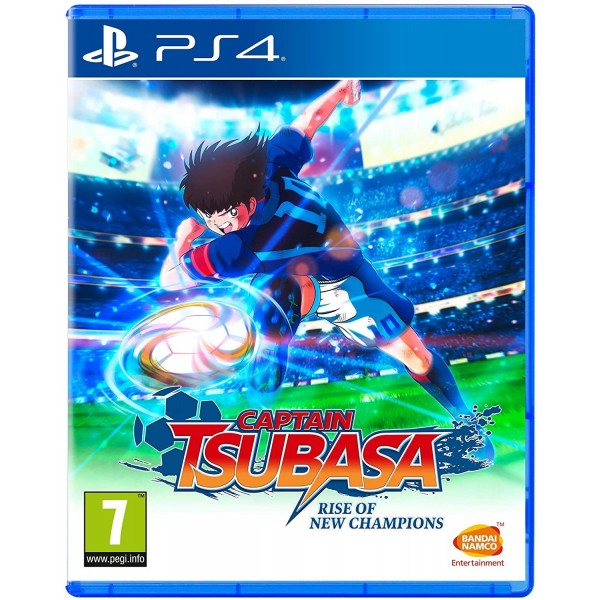 CAPTAIN TSUBASA RISE OF NEW CHAMPIONS PS4 FR (MULTI-LANGUAGE) OCCASION (OLIV ET TOM)