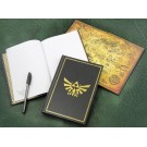 THE LEGEND OF ZELDA: HYRULE NOTEBOOK