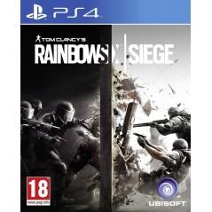 RAINBOW SIX SIEGE PS4 VF