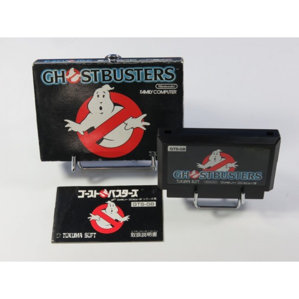 GHOSTBUSTERS NINTENDO FAMICOM NTSC-JPN (COMPLET - GOOD CONDITION)