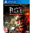 ATTACK ON TITAN WINGS OF FREEDOM PS4 FR NEW